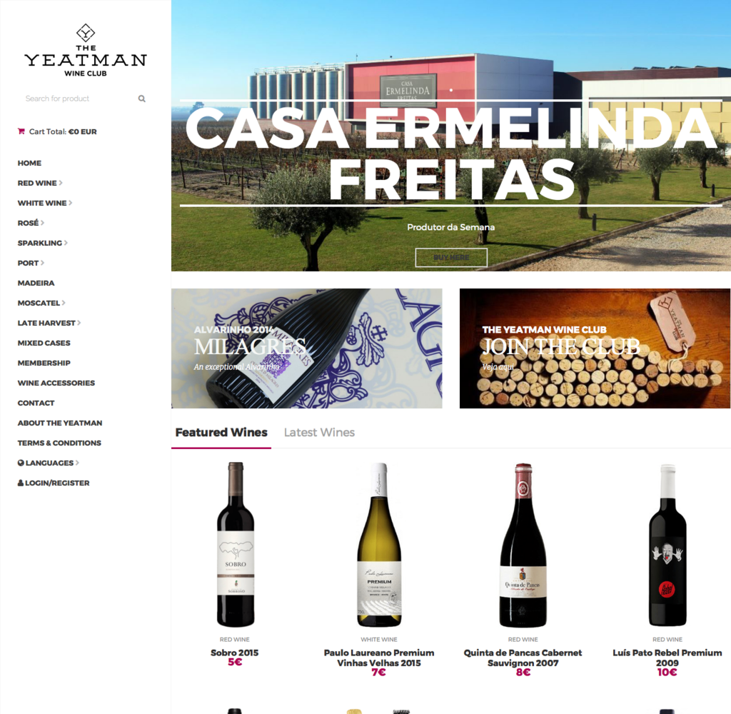The Yeatman Wine Club