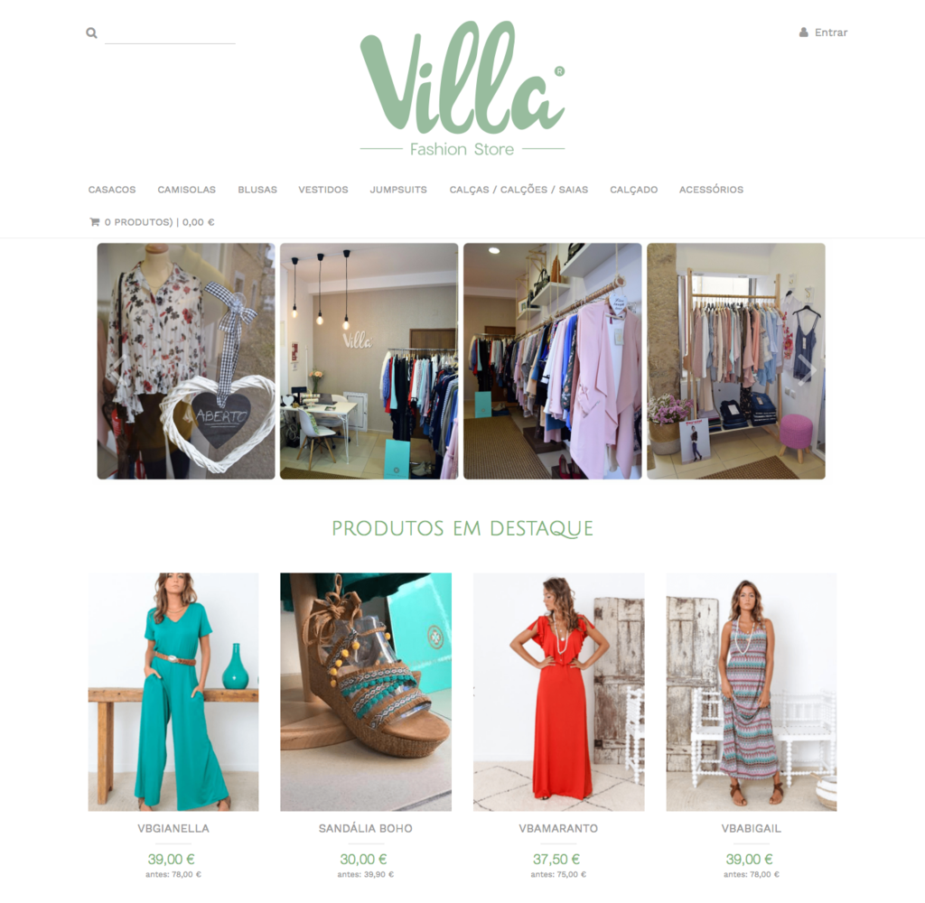 Villa Fashion Store